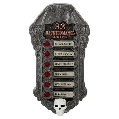 Halloween Premium Animated Doorbell