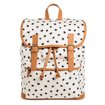 Women's Backpack Handbag Cream - Mossimo Supply Co.