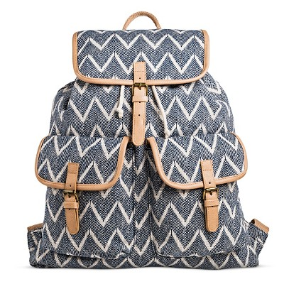 Women's Backpack Handbag Blue - Mossimo Supply Co.
