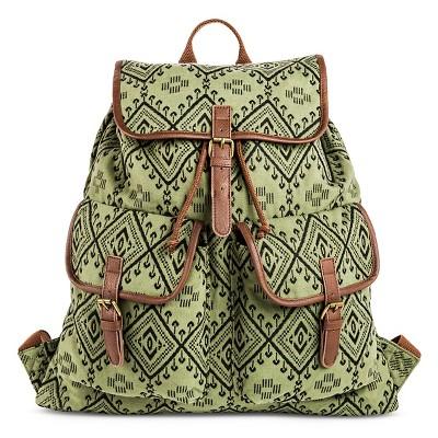 Women's Backpack Handbag Green - Mossimo Supply Co.