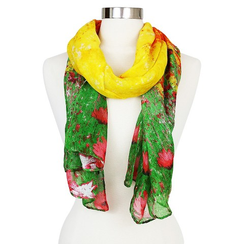 s bright colored fashion oblong scarf saro target