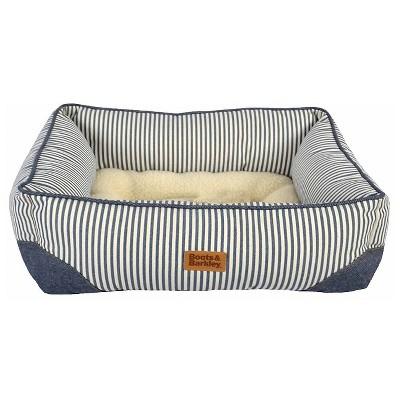 Stripe Pet Bed - Boots & Barkley™
