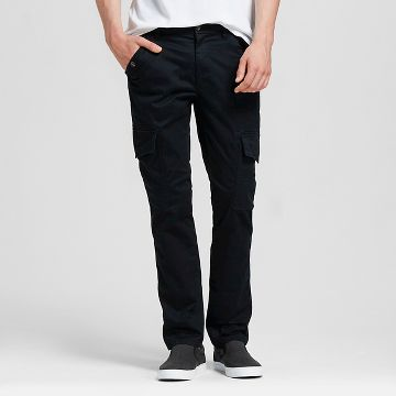 Cotton In Black Pants : Target