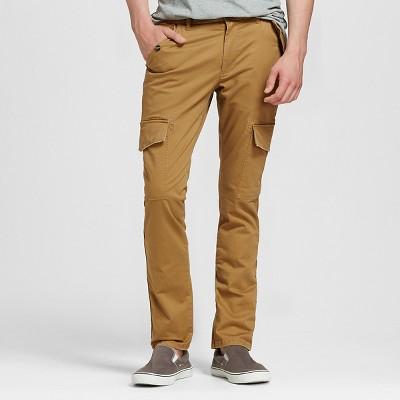 Men's Cargo Pants Khaki 38x30 - Mossimo Supply Co.™