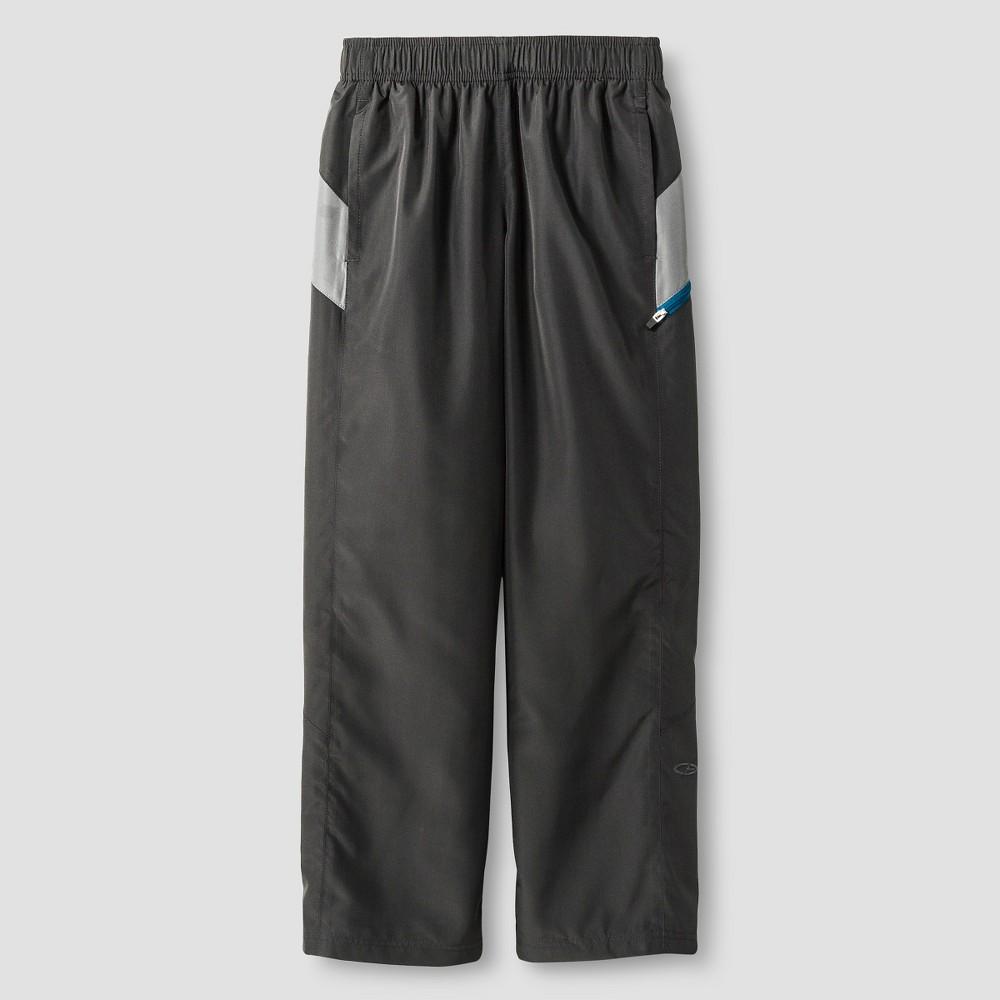 Boys' Woven Training Pant Gray M - C9 Champion, Boy's, Size: Medium, Grey