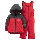 Toddler Boys' 2pc Snowsuit Red - Just One You™Made by Carter's®