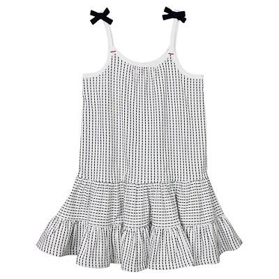 Burt's Bees Baby™ Sun Dress - White 0-3M