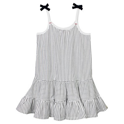 Burt's Bees Baby™ Sun Dress - White 3-6M