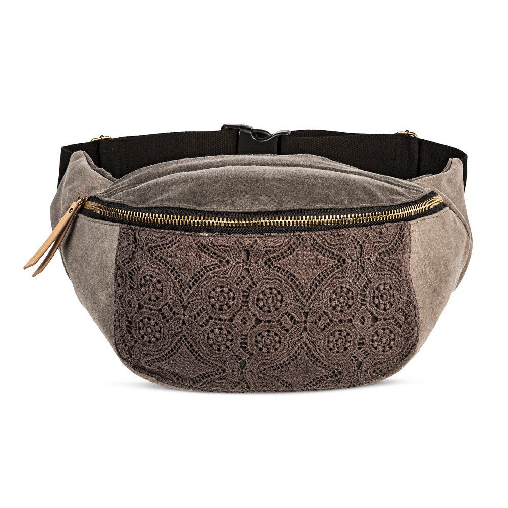 Women's Sling Cross Body Backpack Grey - Mossimo Supply Co.