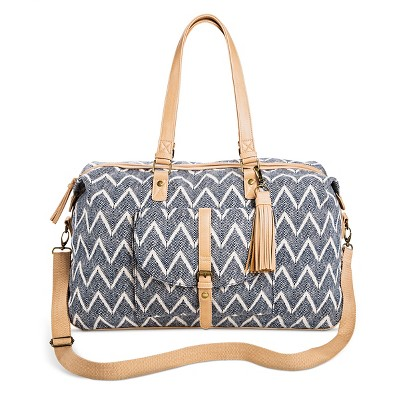 Women's Weekender Handbag Blue - Mossimo Supply Co.