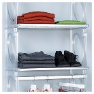"Kio Storage 2"" Extra Shelves 2PK - Frost"