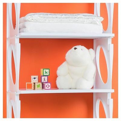 """Kio Storage 2"""" Extra Shelves 2PK - White"""