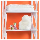 "Kio Storage 2"" Extra Shelves 2PK - White"