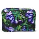 Sonia Kashuk® Cosmetic Bag Weekender Purple Floral