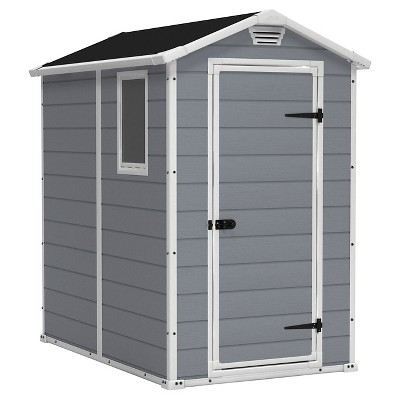 Manor 4X6 S Outdoor Storage Shed
