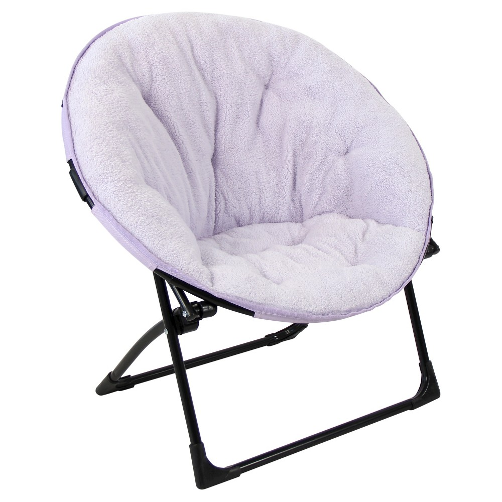 Fuzzy Kids Saucer Chair - Pillowfort