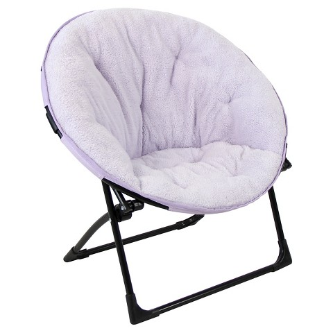 Fuzzy Kids Saucer Chair Pillowfort Target