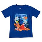 Finding Dory Toddler Boys' Tee Royal - 2T