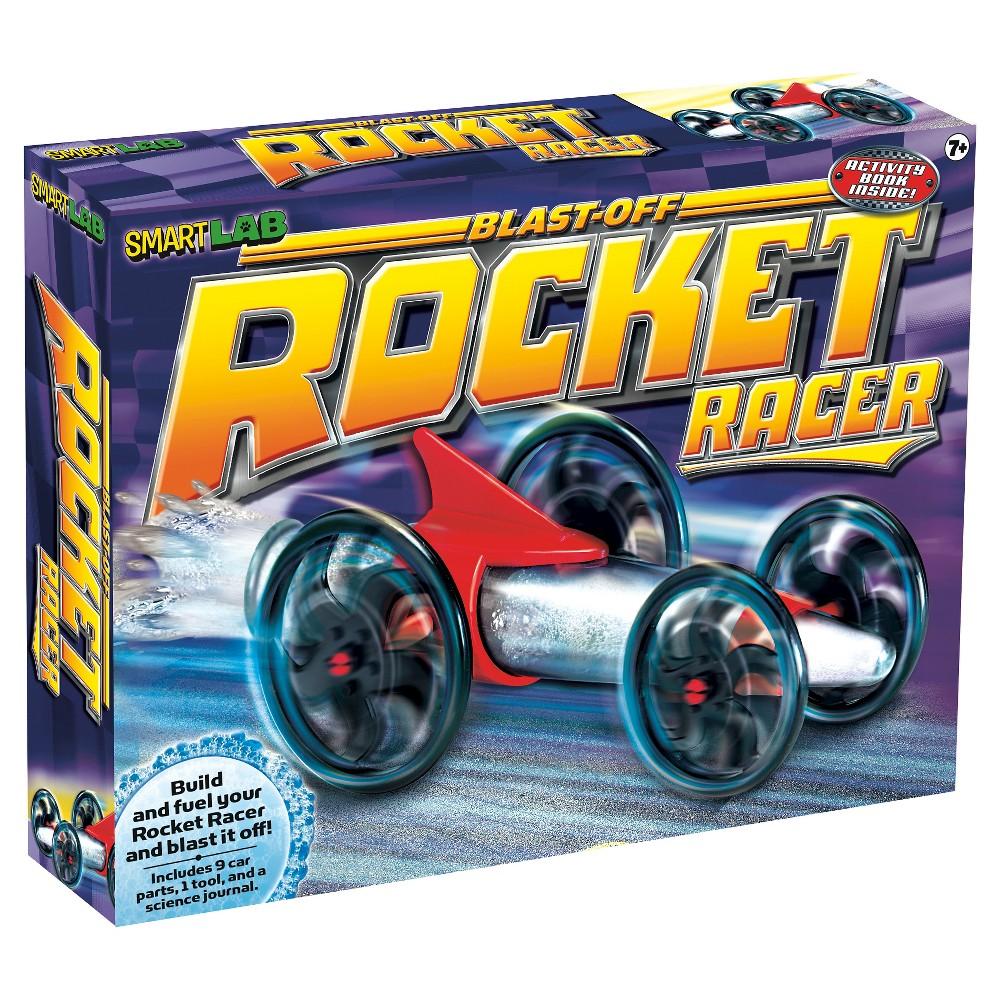 SmartLab Toys Blast-Off Rocket Racer