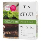 Tracy Anderson Chocolate Mint Protein Bars - 5 Count