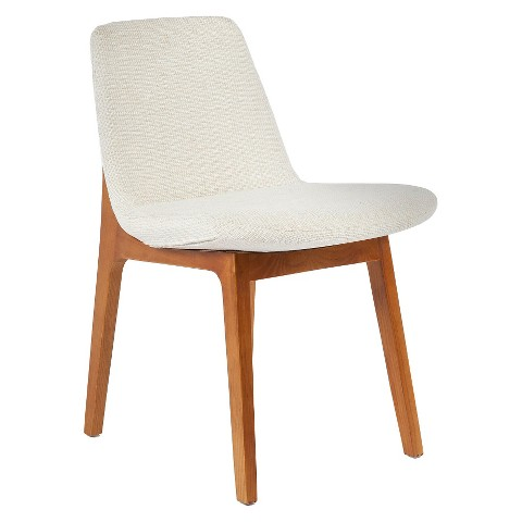 Upholstered Roermond Side Chair Control Brand Tar