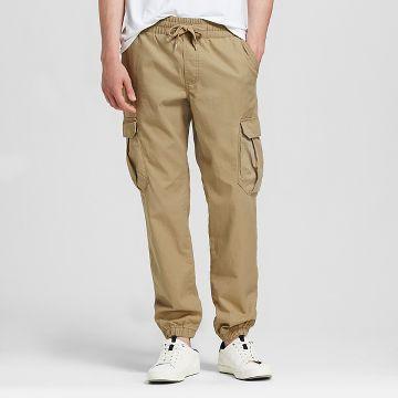 mens bootcut khaki pants : Target