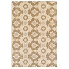 Outdoor Patio Rug - Aztec 5x7