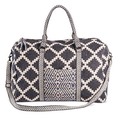 Women's Weekender Handbag Grey - Mossimo Supply Co.