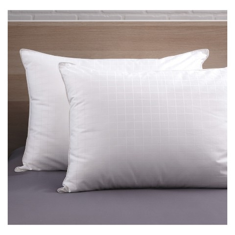 Candice olson down alternative pillow 2 pack target for Best soft down pillow