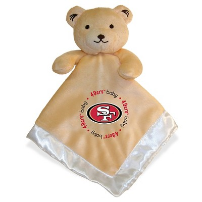 NFL Baby Fanatic Snuggle Bear -San Francisco 49ers