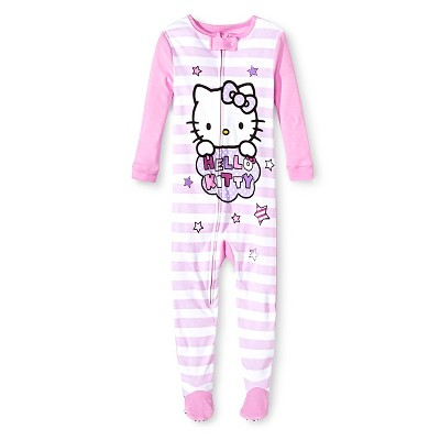 Hello Kitty Baby Girls' Sleep N Play - Pink 0-3M