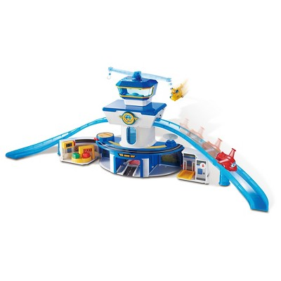 Super Wings World Airport Playset