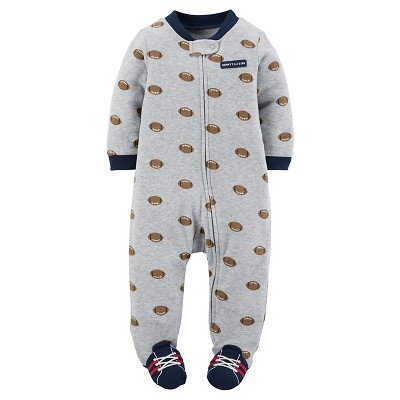 Just One You™Made by Carter's® Baby Boys' Football Sleep N' Play 3M