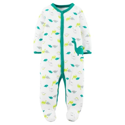 Just One You™Made by Carter's® Baby Boys' Dinosaur Sleep N' Play NB