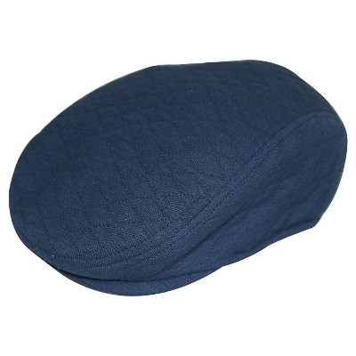 Baby Boys' Newsboy Hat Baby Cat & Jack™  - Navy 0-6M