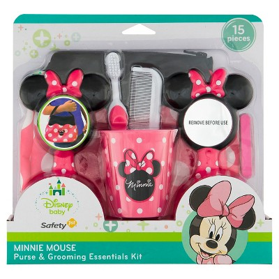 Safety 1st - Disney Minnie Purse & Grooming Kit