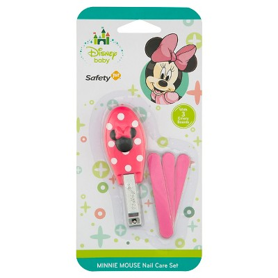 Safety 1st - Disney Minnie Nail Care Kit