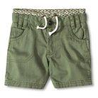 Toddler Boys' Fashion short - Green 6