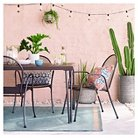 Hues of Blue Patio Dining Collection