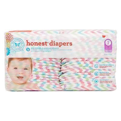 Honest Company  Diapers Chevron - Size 2  (40 Count)