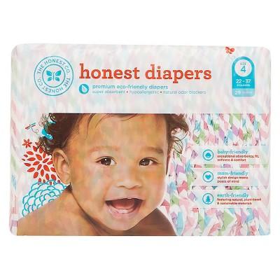 Honest Company  Diapers Chevron - Size 4  (29 Count)