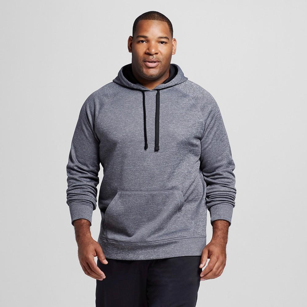 Men's Extended Sizes Tech Fleece Pullover Hoodie Navy 3XL - C9 Champion, Size: Xxxl, Dark Night Blue