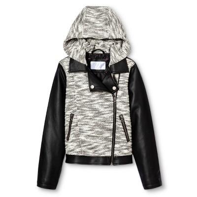 Outerwear Moto Jackets Xhilaration XS Black