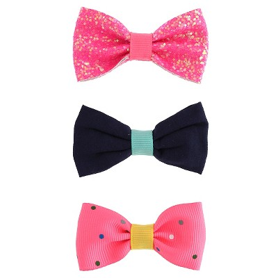 Girls' Bow Clip Cat & Jack™ - Multi-Colored