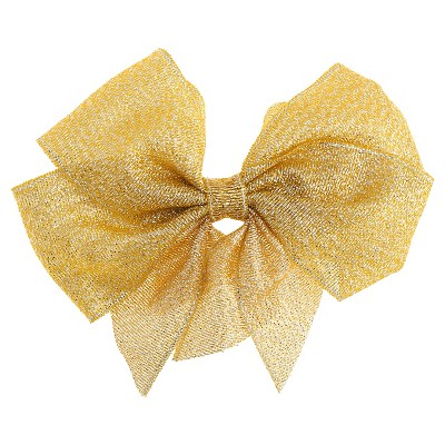 Girls' Bow Clip Cat & Jack™ - Gold