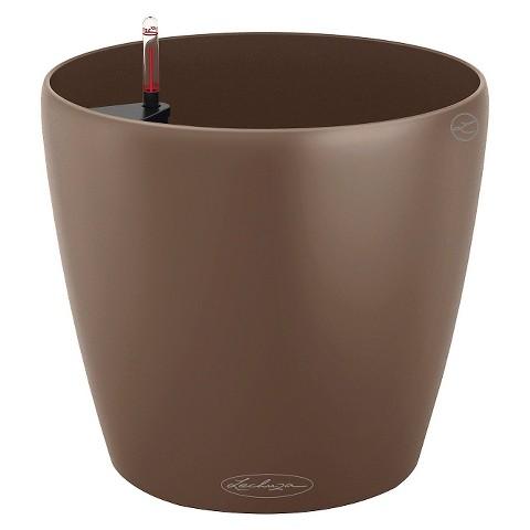 Lechuza classico color 28 self watering planter target - Lechuza self watering planter ...