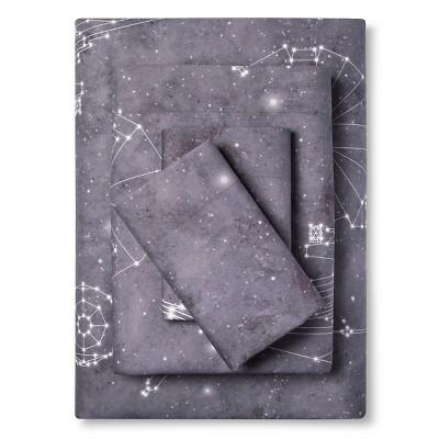 Star Wars® Constellations Sheet Set - Grey (Queen)