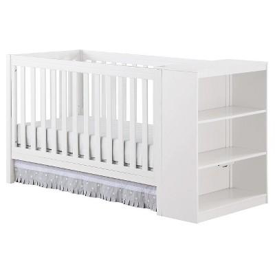 Baby Relax Standard Full-sized Crib - White