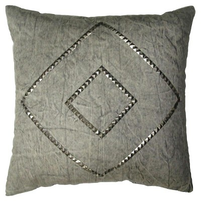 Studded Decorative Pillow - Nate Berkus™