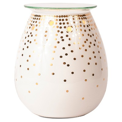 Ador™ Decorative Candle Warmer - Gold Dot